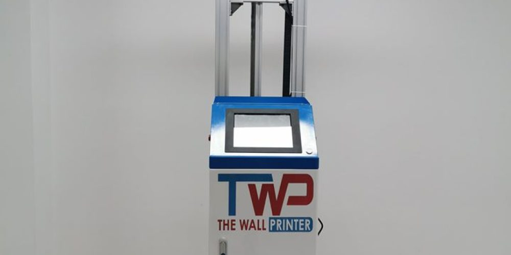 Wall Printer Machine – Vertical Wall Decor