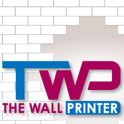 VERTICAL WALL PRINTER MACHINE BUSINESS OPPORTUNITY